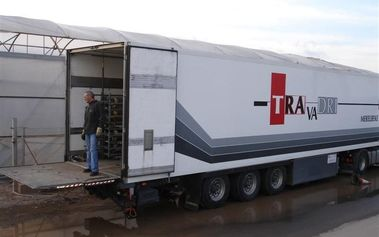 Travadri - Plantentransport